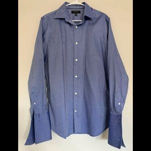Banana Republic Slim Fit French Cuff Button Down